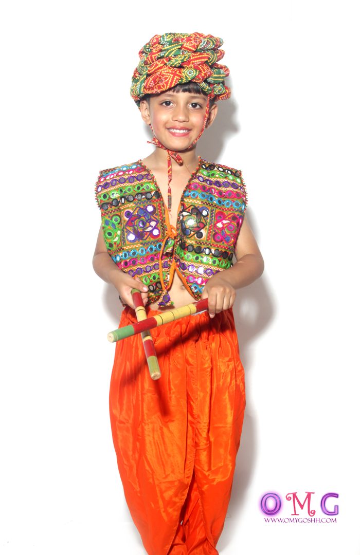 Buy Rajasthani Folk Dance Male dress online at low prices in India -  Omygoshh pluspng.com omygoshh pluspng.com - Rajasthani Dance PNG