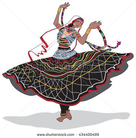 Rajasthani Dance PNG - 65070
