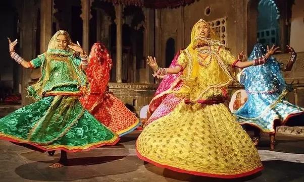 Rajasthani Dance PNG - 65076