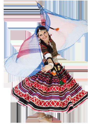 Rajasthani Dance PNG - 65065