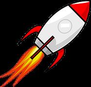 Raketa PlusPng.com  - Raketa PNG