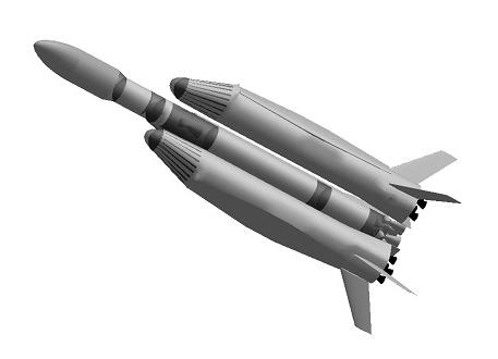 Zdroj: PlusPng.com  - Raketa PNG