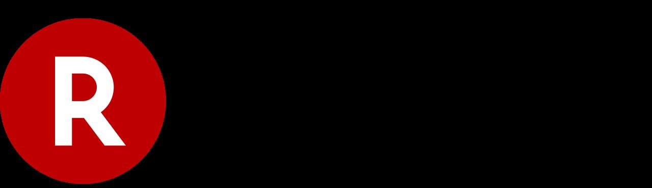 Rakuten Logo Vector PNG - 38770