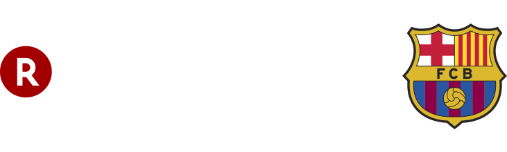 fc barcelona official innovation u0026 entertainement partner - Rakuten PNG