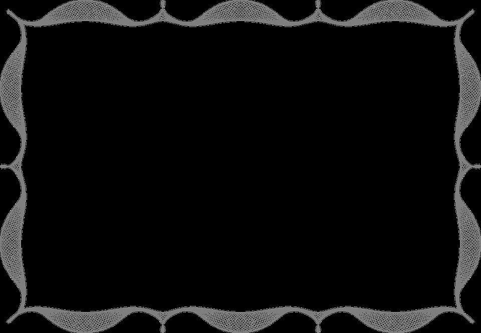 Granicy, Ramki, Puste, Certyfikat, Papieru - Ramki Ozdobne Do Tekstu PNG