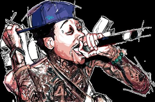 Rap Music PNG - 64943