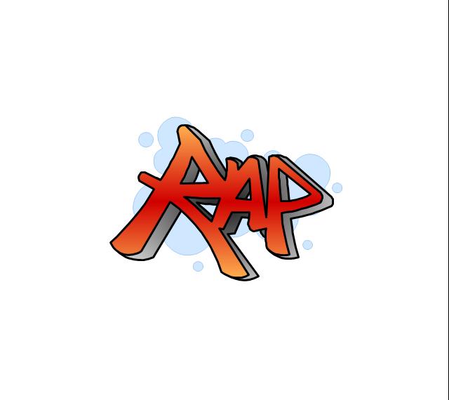 Rap Music PNG - 64928