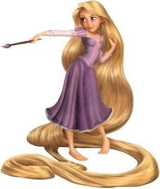 Rapunzel PNG-PlusPNG.com-314 - Rapunzel PNG