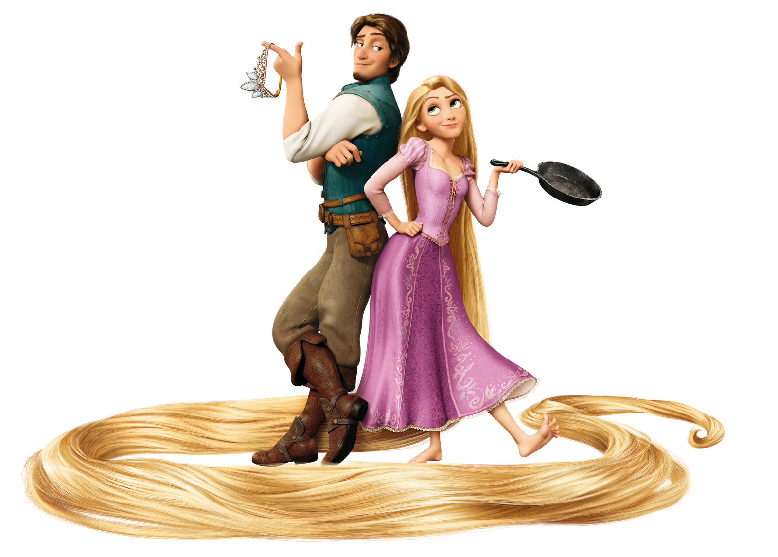 "critique on ""disney restyles 'rapunzel' to Age range: 3 years and up disney princess rapunzel styling head comes with long blonde hair and 13 styling accessories."