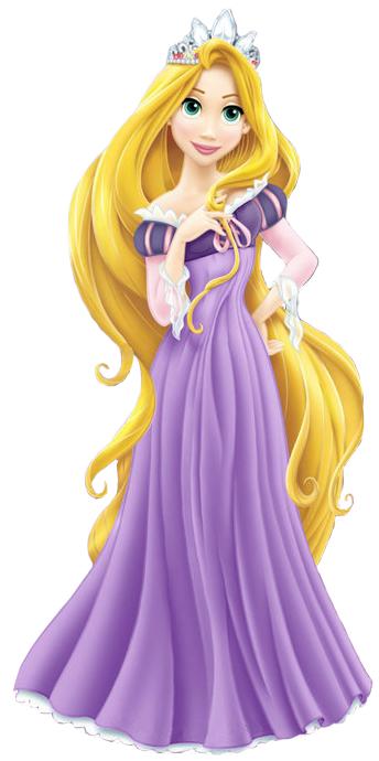 Image - Rapunzel Clipart By Asfodelogato-d7j2fvb.png | Disney Wiki | FANDOM  Powered By Wikia - Rapunzel PNG