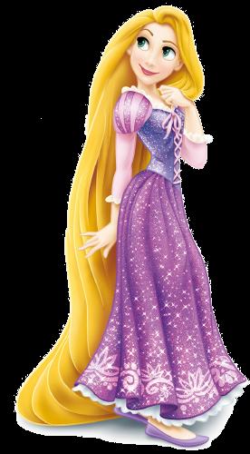 Rapunzel With Lanterns Png im