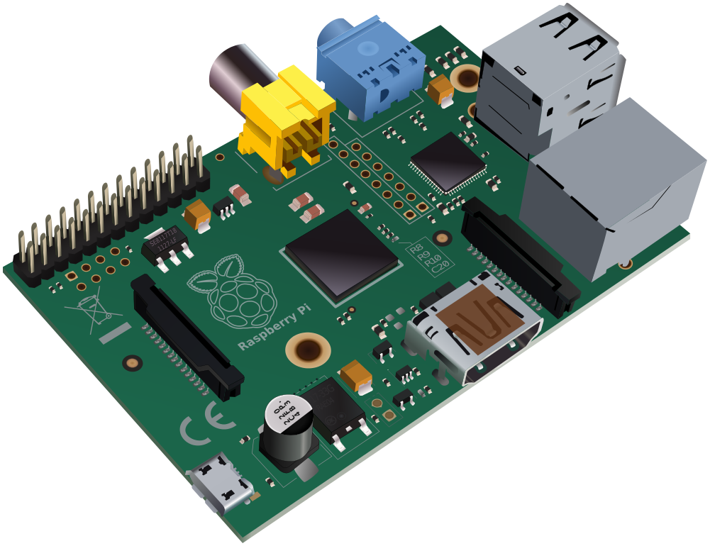 Raspberry Pi PNG - 75725