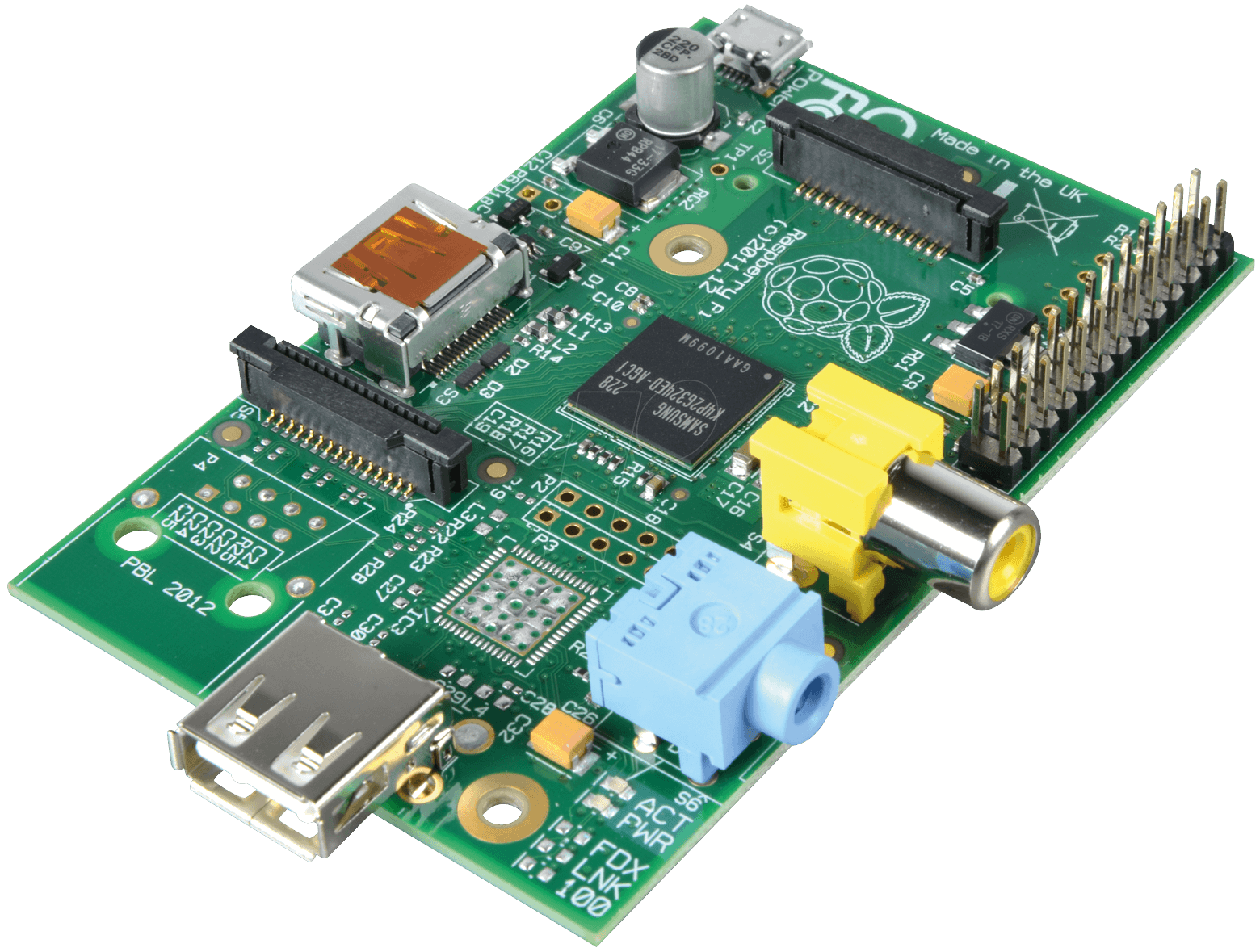 Raspberry Pi PNG - 75734