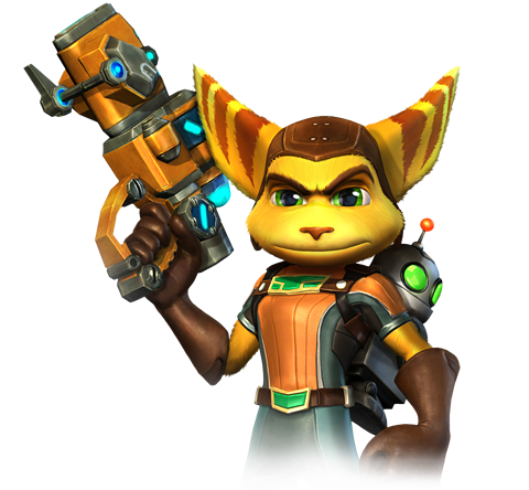 File:Avatar ratchet clank 1.png - Ratchet Clank HD PNG
