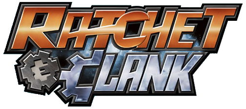 File:Ratchet u0026 Clank (Logo).png - Ratchet Clank HD PNG