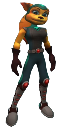 PNG - Ratchet Clank HD PNG
