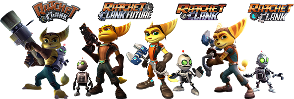 Ratchet and Clank Going commando reboot? - Ratchet Clank HD PNG