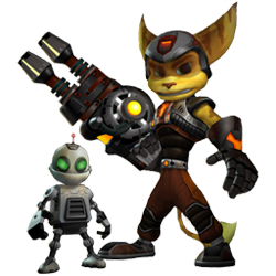 Ratchet Clank Png Hd PNG Image - Ratchet Clank HD PNG