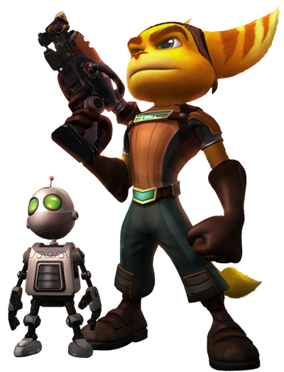 Ratchet-Future-Render - Ratchet Clank HD PNG