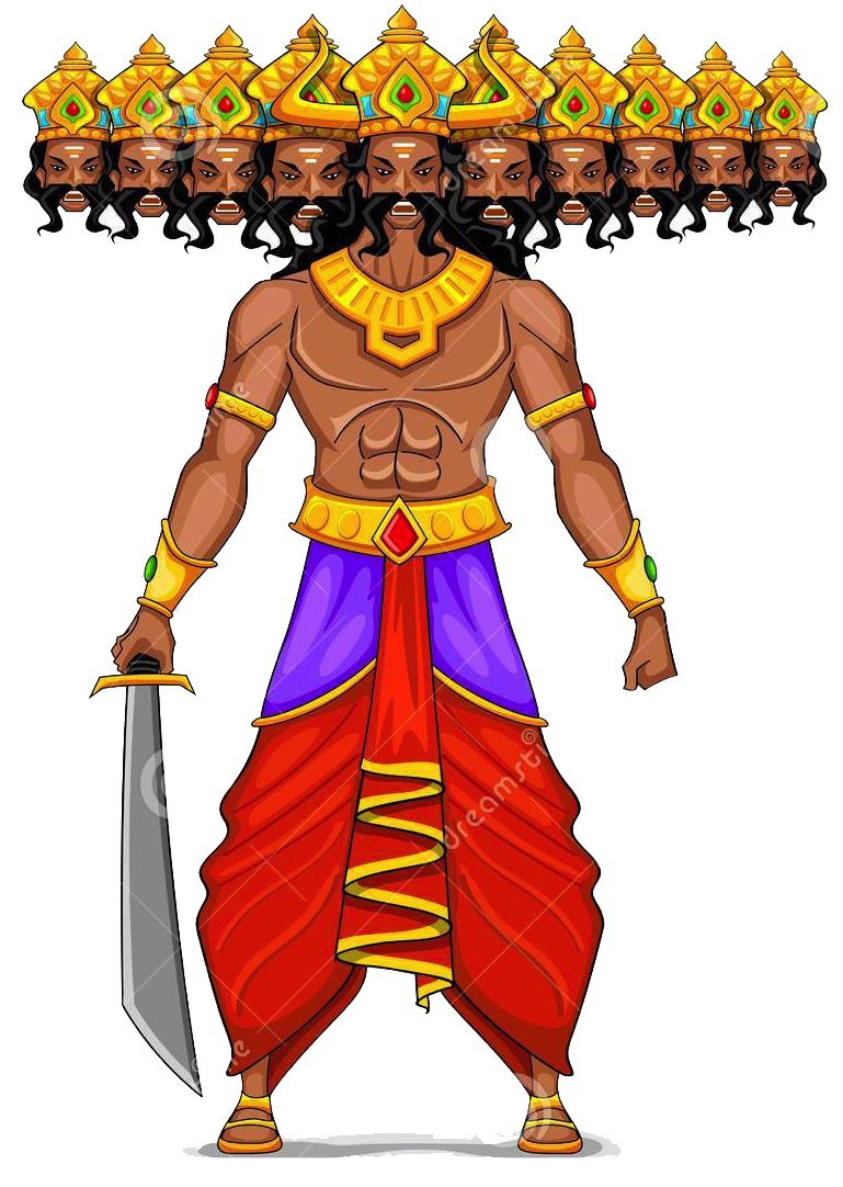 Ravan PNG File - Ravan PNG