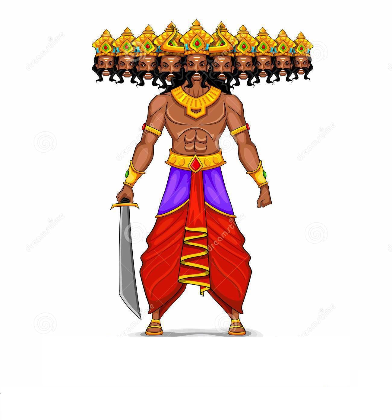 Ravana - Ravan PNG