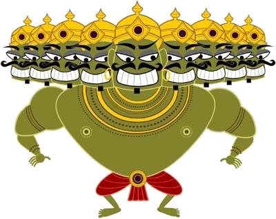 Ravana PNG - 18292