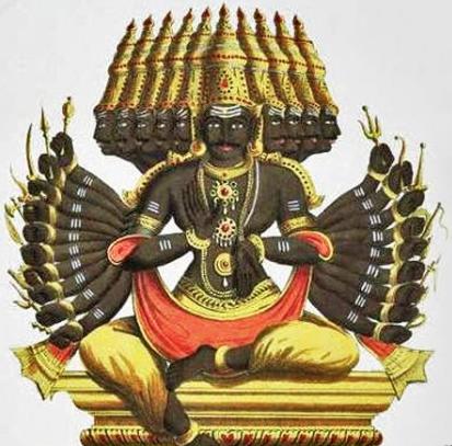 Ravana PNG - 18301