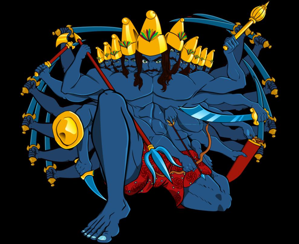 Ravana PNG - 18293