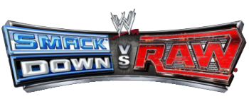 File:WWE SmackDown Vs Raw Generic Logo.png - Raw PNG