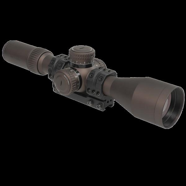 Picture of Vortex Razor HD Gen II 4.5-27x56 FFP 10 MRAD Turrets w/ - Razor HD PNG