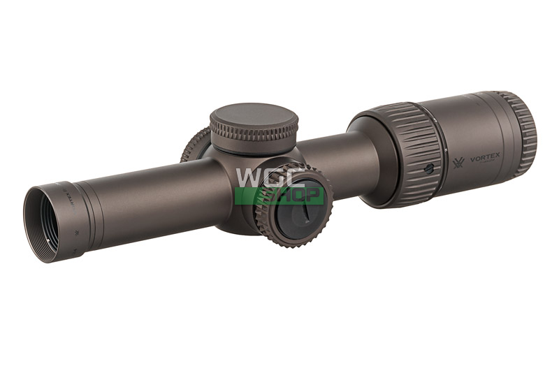 VORTEX Razor HD Gen II 1-6x24 VMR-2 (MOA) Reticle 30mm - Razor HD PNG