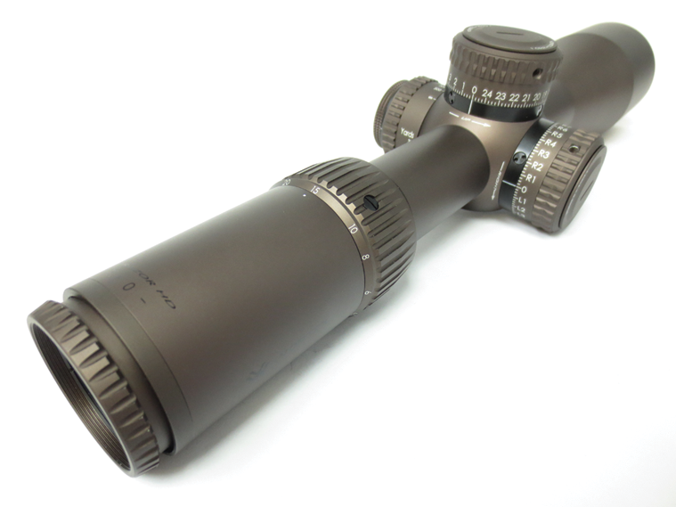 VORTEX RAZOR HD GENII 4.5-27X56 RIFLESCOPE - Razor HD PNG