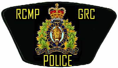 File:RCMP Shoulder flash.PNG - Rcmp PNG