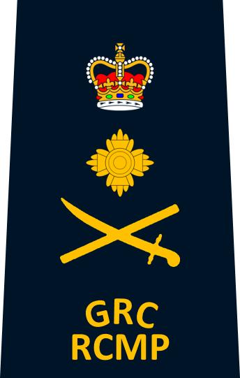RCMP Commissioner.png - Rcmp PNG