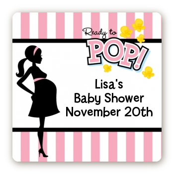 ready to pop baby shower png transparent ready to pop baby shower