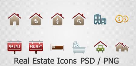 Real Estate PNG Free - 136950
