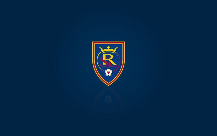 MLS club Real Salt Lake - wallpaper, desktop background with logo,  1920x1200px - Real Salt Lake Logo Vector PNG