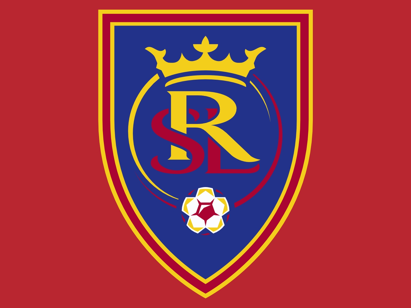 Real Villa Image - Real Salt Lake Logo Vector PNG