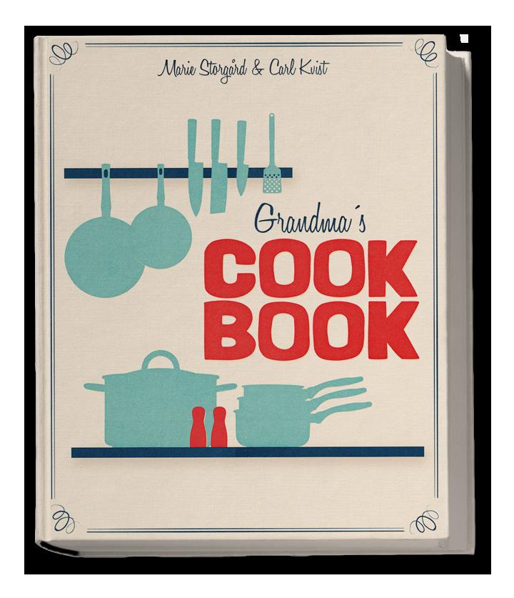 Kokbok_mockup.png 720×837 Pixels · Cookbook PlusPng.com  - Recipe Book Cover PNG