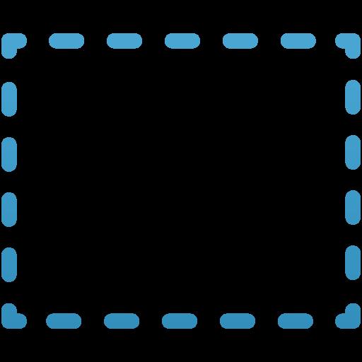 512x512 pixel - Rectangular PNG