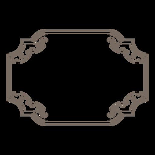 Rectangular PNG - 18419
