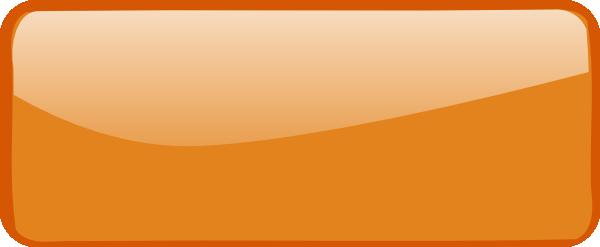 Orange rectangle button clip art at vector clip art - Rectangular PNG