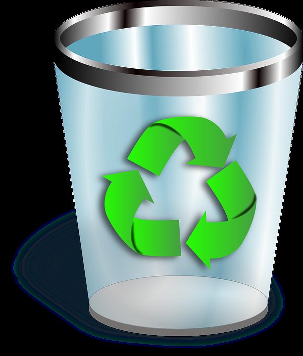 Recycle Bin HD PNG - 96915
