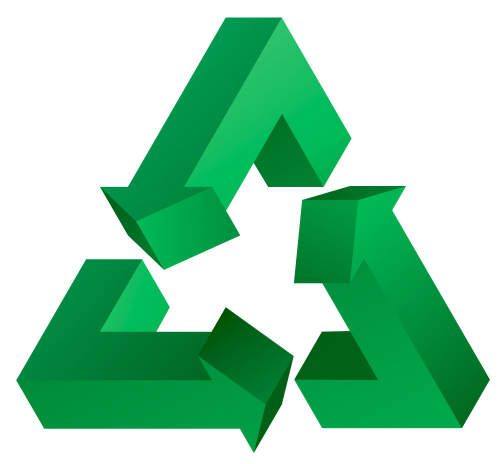 3D Recycle PNG Transparent Image - Recycle PNG