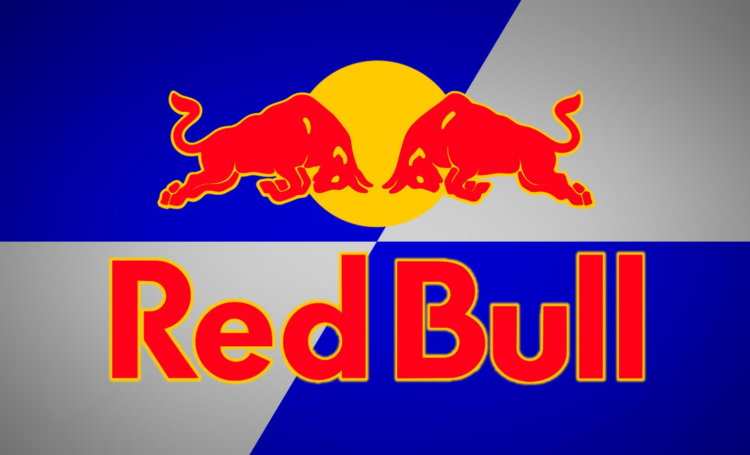 Red Bull Logo PNG - 32245