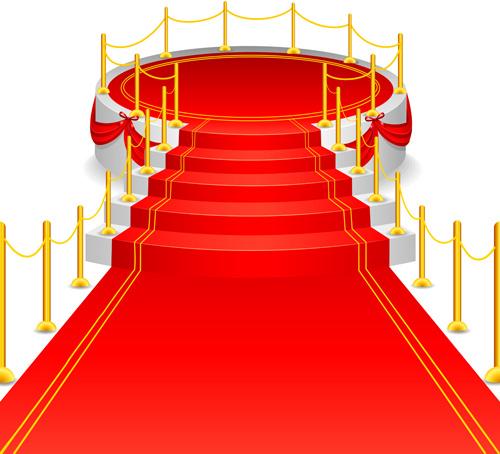 celebration red carpet background vector - Red Carpet HD PNG