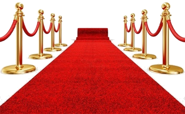 Red Carpet HD PNG
