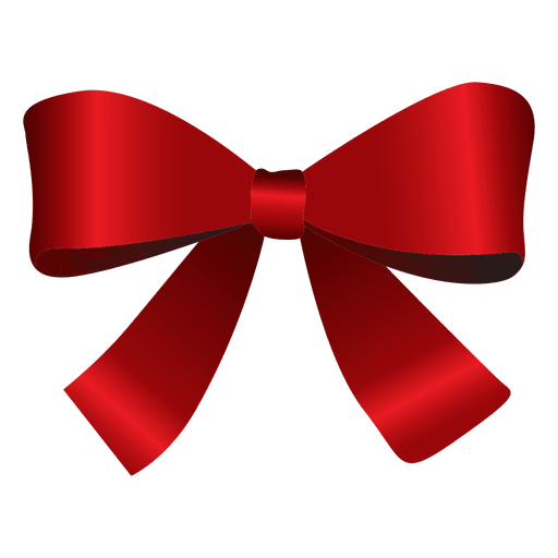 Bow tie red christmas Transparent PNG - Red Christmas Bow PNG HD