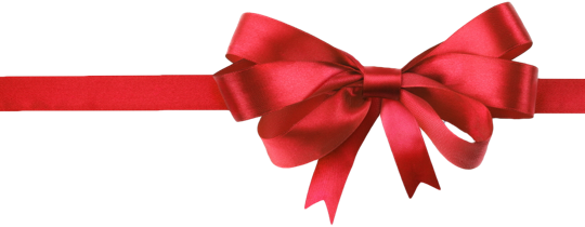 Christmas Bow PNG HD - Red Christmas Bow PNG HD