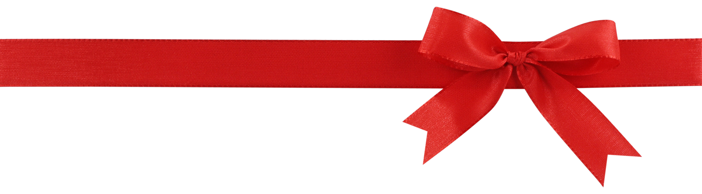 Gift Ribbon PNG Image - Red Christmas Bow PNG HD
